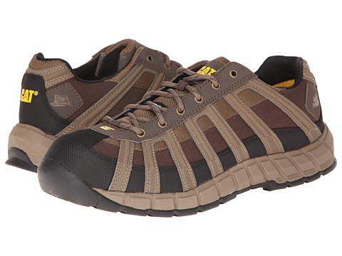 Adidasi Caterpillar - Switch Steel Toe - Worn Brown/Demitasse