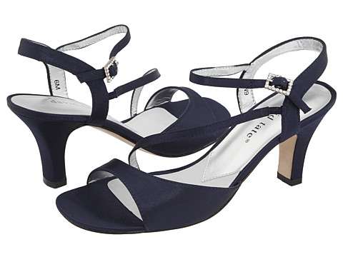 Pantofi David Tate - Beverly - Navy Satin