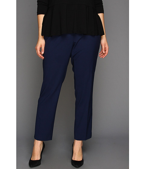 Pantaloni Vince Camuto - Plus Size Skinny Ankle Pant - Blue Night