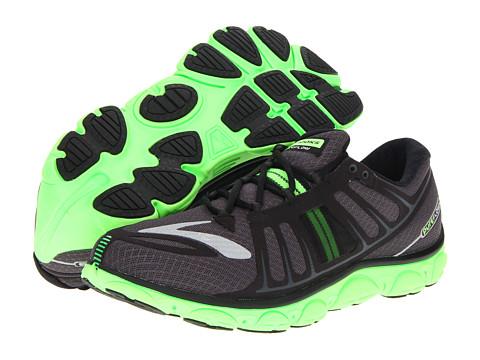 Adidasi Brooks - PureFlowÃ'® 2 - Anthracite/Green Gecko/Black