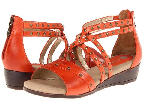 Sandale Blondo - Quentin - Tangerine Ortega Leather
