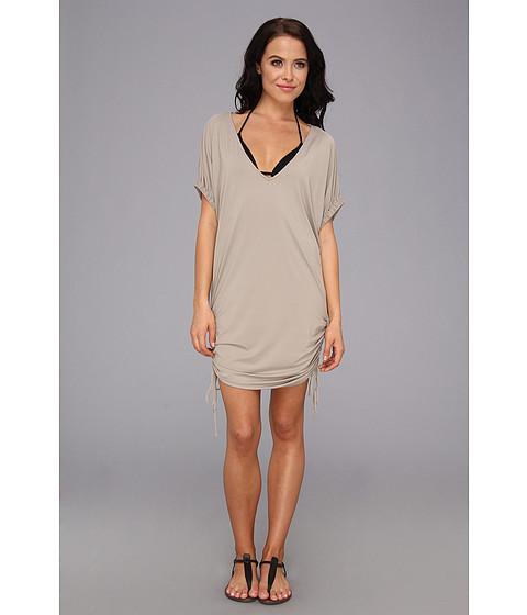 Costume de baie Vince Camuto - Blue Mist Resort Dress Cover Up - Sandstone