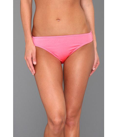 Costume de baie Vince Camuto - Classic Bikini Bottom - Hot Coral