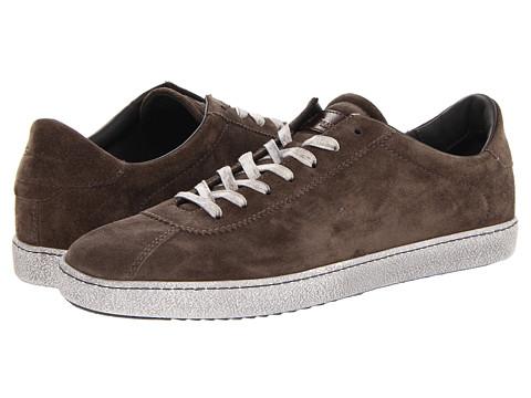 Adidasi Santoni - Escolar - Grey/Brown/White
