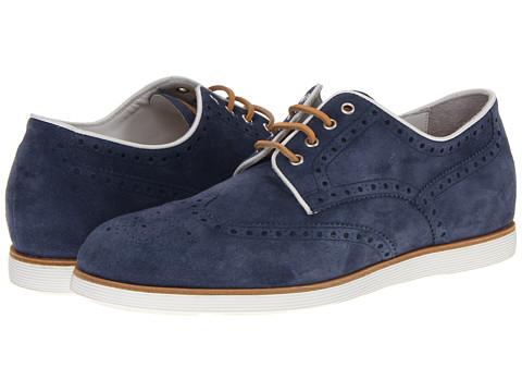 Pantofi Santoni - Truitt - Blue