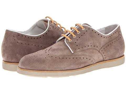 Pantofi Santoni - Truitt - Taupe