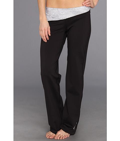 Pantaloni Brooks - Glycerin Pant III - Regular - Black/White Mist Print