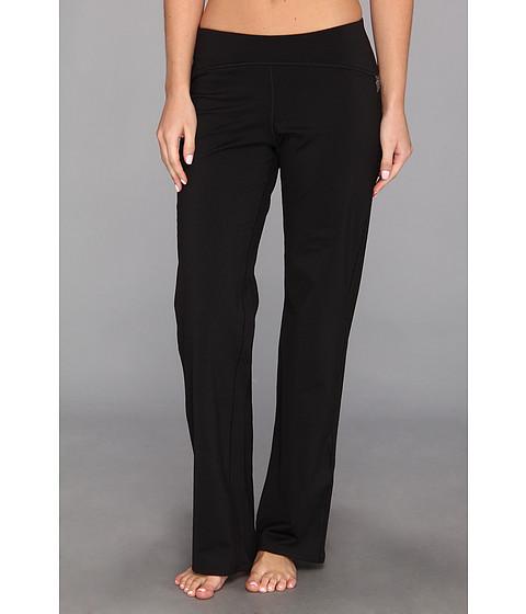 Pantaloni Brooks - Utopia Thermal Cozy Pant - Black/Heather Black