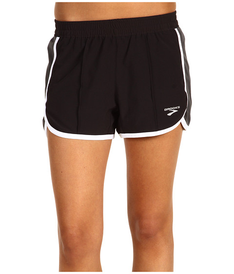 Pantaloni Brooks - Epiphany Stretch Short II - Black/Shadow