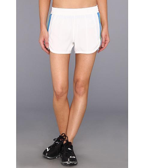 Pantaloni Brooks - Epiphany Stretch Short II - White/Neptune