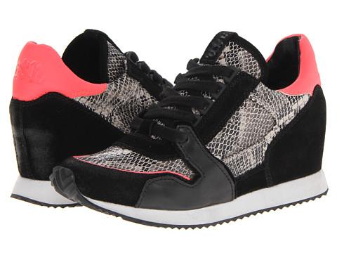 Adidasi Ash - Dean - Black/Roccia/Black
