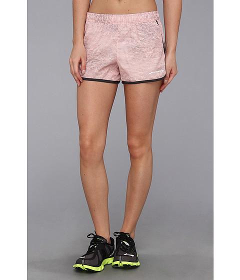 """Pantaloni Brooks - Versatile 3.5\"""" Woven Short - Petal Mist Print"""