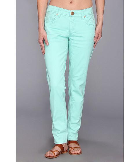 Pantaloni Seven7 Jeans - Petite Skinny in Seafoam - Seafoam