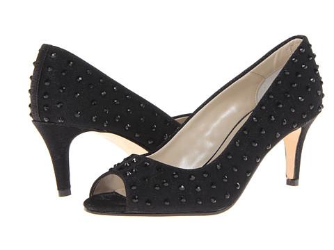 Pantofi Caparos - Jaxon - Black Glitter