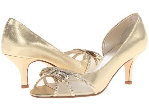 Pantofi Caparos - Kenzo - Gold Lame