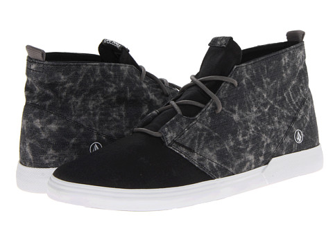 Adidasi Volcom - De Fray - Black Marble Wash