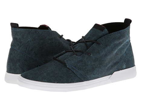 Adidasi Volcom - De Fray - Teal Smoke/Washed Poly Print