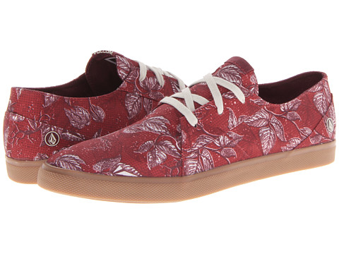 Adidasi Volcom - Lo Fi - Red Canvas 2