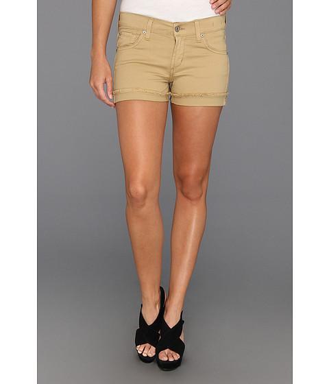 Pantaloni James Jeans - Shorty in Tuscan Tan - Tuscan Tan