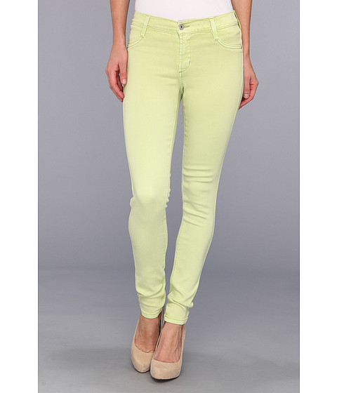 Blugi James Jeans - James Twiggy 5-Pocket Legging in French Lime - French Lime