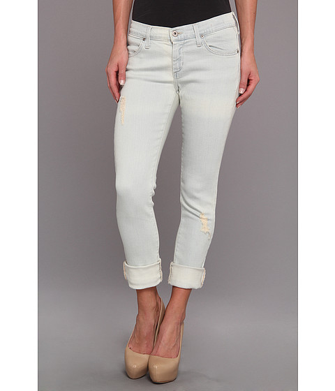 Blugi James Jeans - Neo Beau Slouchy Fit Boyfriend in Bone - Bone