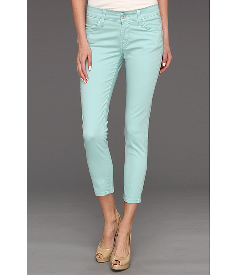 Blugi James Jeans - Twiggy Cropped Legging in Sea Spray - Sea Spray