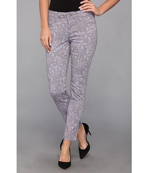 Blugi Mavi Jeans - Alexa Ankle Printed in Rose Lilac - Rose Lilac