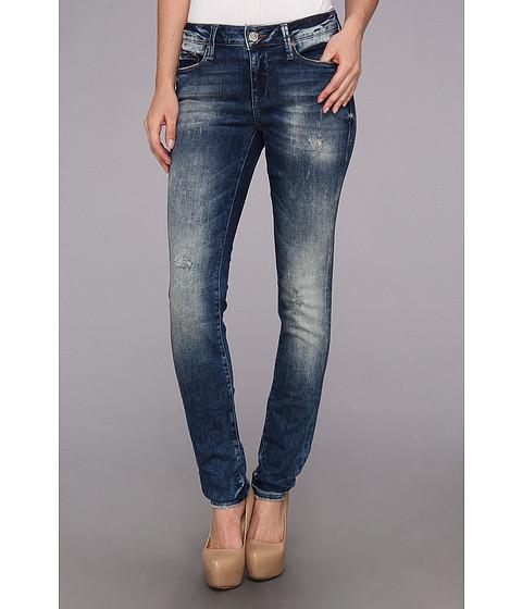 Blugi Mavi Jeans - Alexa Mid-Rise Skinny in Dark R-Vintage - Dark R-Vintage