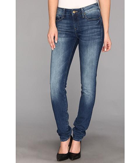 Blugi Mavi Jeans - Alexa Mid-Rise Skinny in Mid Indigo Nolita - Mid Indigo Nolita