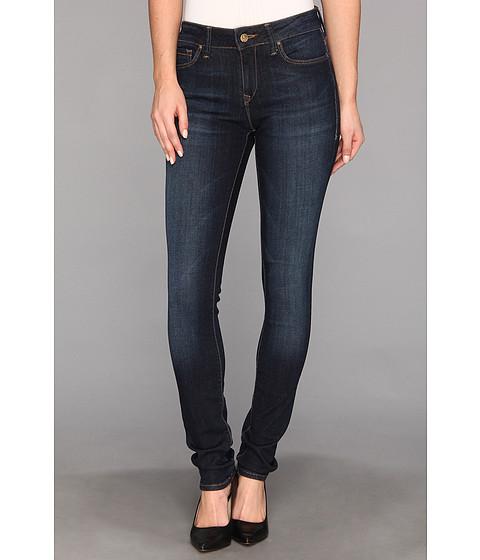 Blugi Mavi Jeans - Alexa Mid-Rise Super Skinny in Dark Reform - Dark Reform