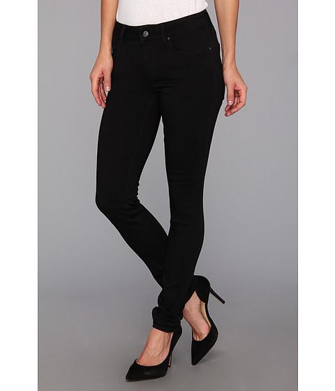 Blugi Mavi Jeans - Alexa Mid-Rise Super Skinny in Jet Black - Jet Black