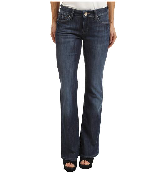 Blugi Mavi Jeans - Ashley Mid-Rise Slim Boot in Indigo Kensington - Indigo Kensington