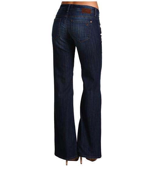 Blugi Mavi Jeans - Cora Low Rise Wide Leg in Indigo Nolita - Indigo Nolita