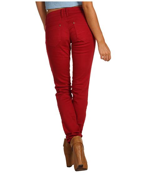 Blugi Mavi Jeans - Lindy Low-Rise Skinny in Cayenne - Cayenne