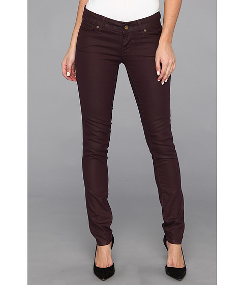 Blugi Mavi Jeans - Serena Low-Rise Super Skinny in Purple Coated - Purple Coated