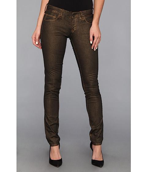Blugi Mavi Jeans - Serena Lowrise Super Skinny Jean in Bronze - Bronze
