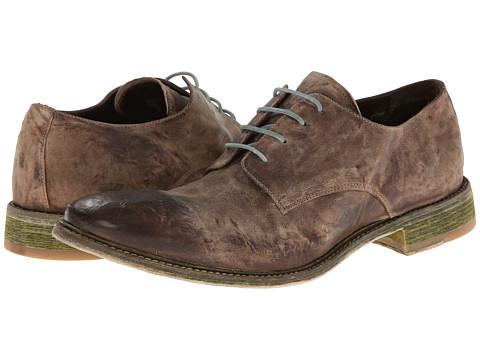 Pantofi Bedstu - Bonino - Grey/Green Washed