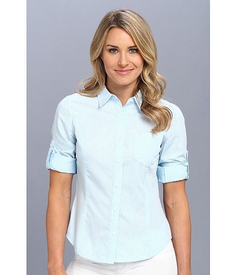 Camasi Jones New York - Fitted Roll - Up Elbow Sleeve Shirt - Bermuda