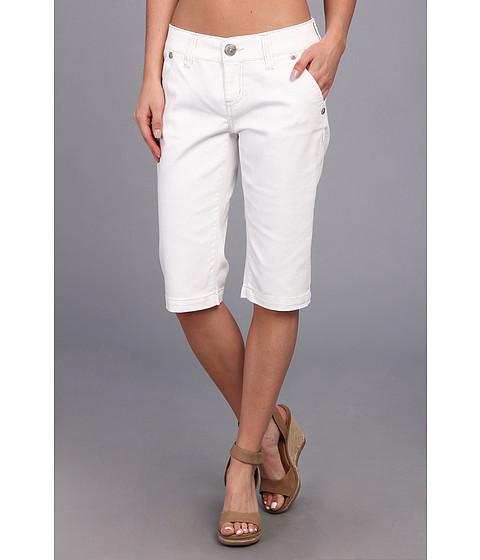 """Blugi Seven7 Jeans - 14\"""" Crop Pant - White"""