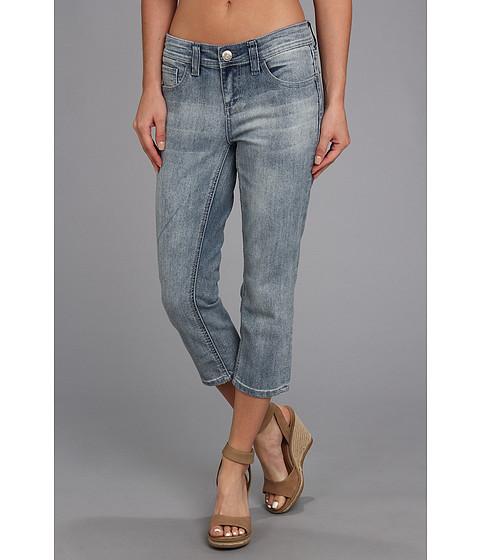 """Blugi Seven7 Jeans - 22\"""" Crop Pant - Solstice"""