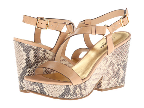 Sandale Kate Spade New York - Viex - Natural Vacchetta/Neutral Snake Print
