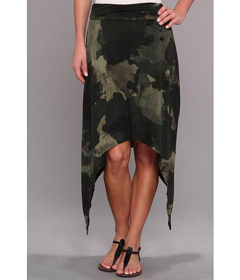 Fuste Alternative Apparel - Yuri Printed Skirt - Camo Dreamstate