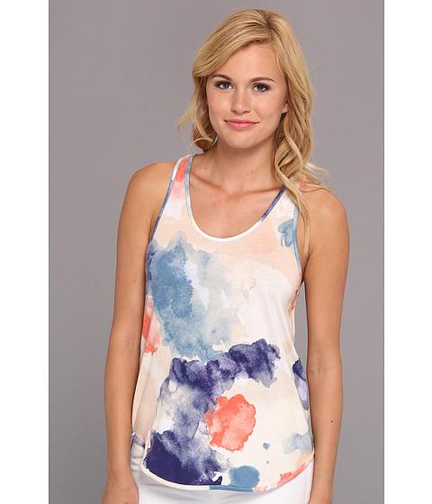 Bluze Alternative Apparel - Zinnia Printed Tank Top - Persimmon Dreamstate
