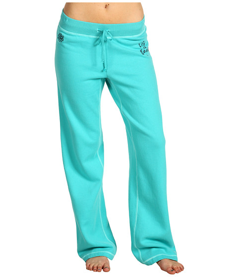 Pantaloni Life is good - Softwash Sweatpants - Aqua Blue
