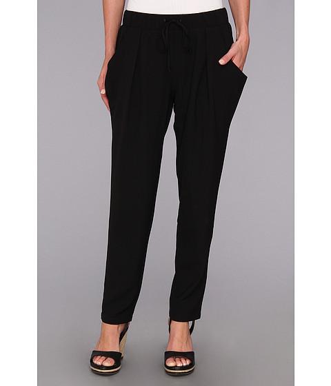 Pantaloni Sanctuary - Drape Soft Pant - Black