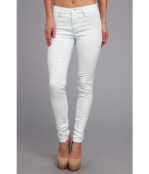 Blugi Calvin Klein Jeans - Mid Rise Legging in Washed Blue - Washed Blue