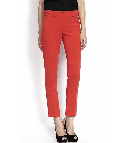 Pantaloni Nissa - Pantalon P1136 - Rosu