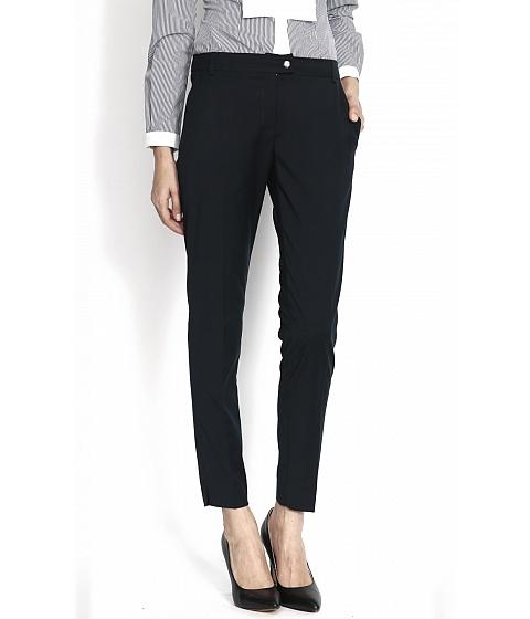 Pantaloni Nissa - Pantalon P1161 - Bleumarin