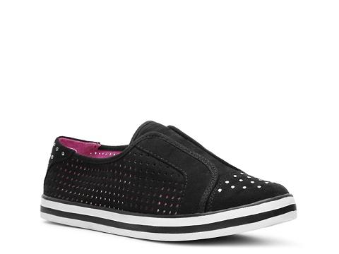 Adidasi Adrienne Vittadini - Laci Sneaker - Black