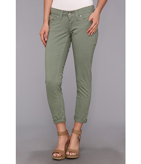 Pantaloni Levis - 524Ã'® Skinny Crop - Medium Green